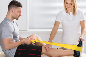 Prehab and Rehab for Sports Persons